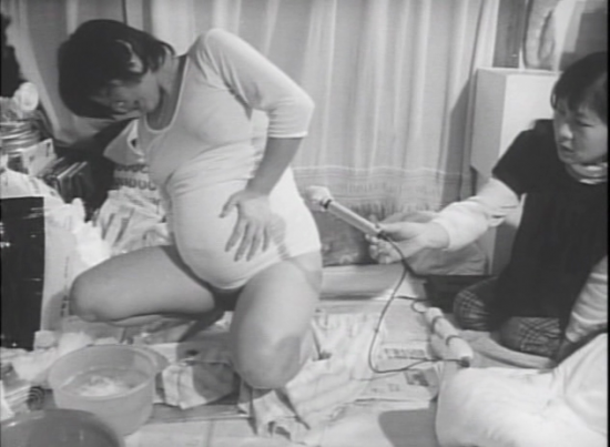 EXTREME PRIVATE EROS LOVE SONG (Kazuo Hara, 1974)
