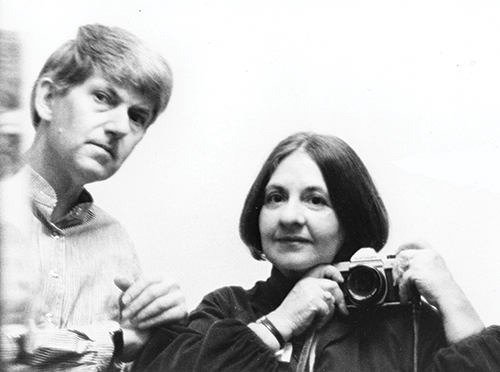Arthur and Corinne Cantrill